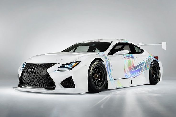 The 2014 Lexus RC F GT3 Concept can be seen by the great engine it has. The 2014 Lexus RC F GT3 review always said that this car has the gre...
