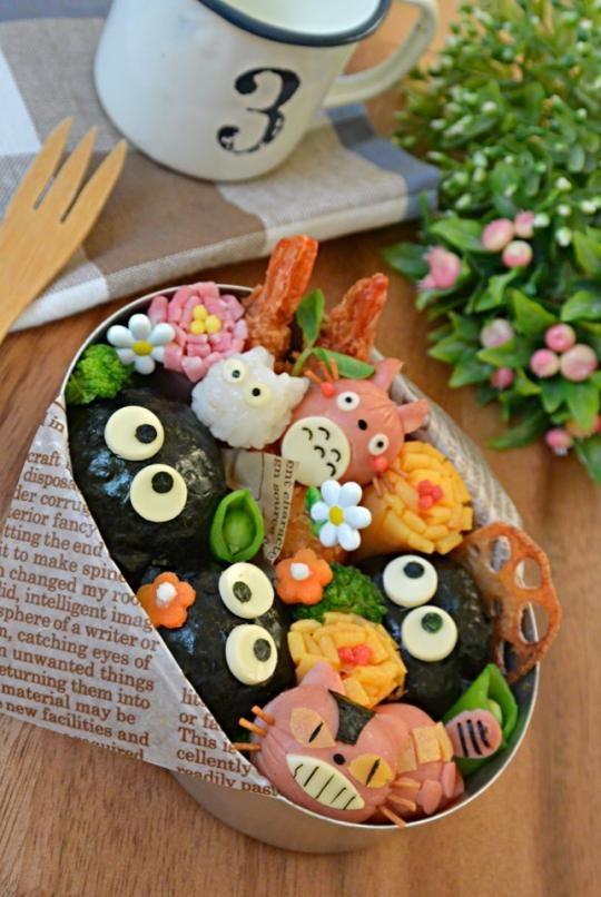 Totoro bento