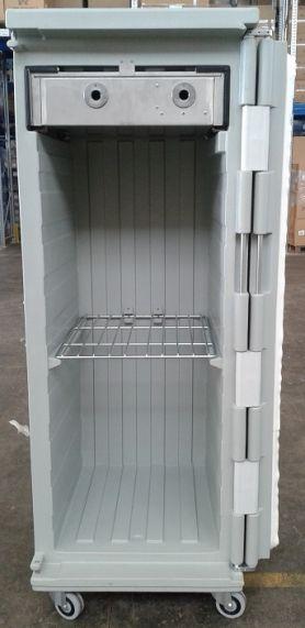 Cryo Power Box - <span>Sistema para la gestión industrial de la logística a temperatura controlada.</span>