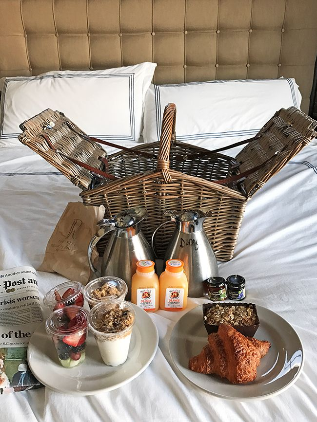 Picnic Basket Breakfast Ideas : Best hotel breakfast ideas on in