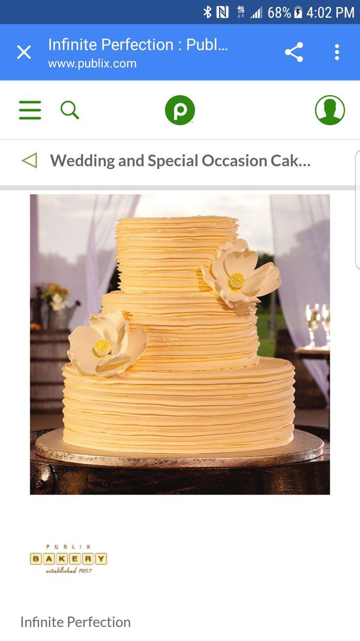 Publix cakes My cake