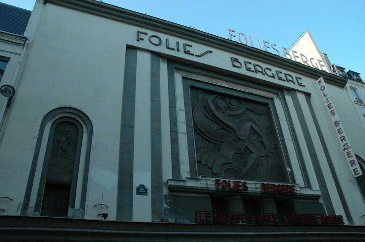 Folie- Bergere - Spine Studios