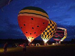Anyone ever had a hot air balloon at a LeMons race? (Page 1 ...