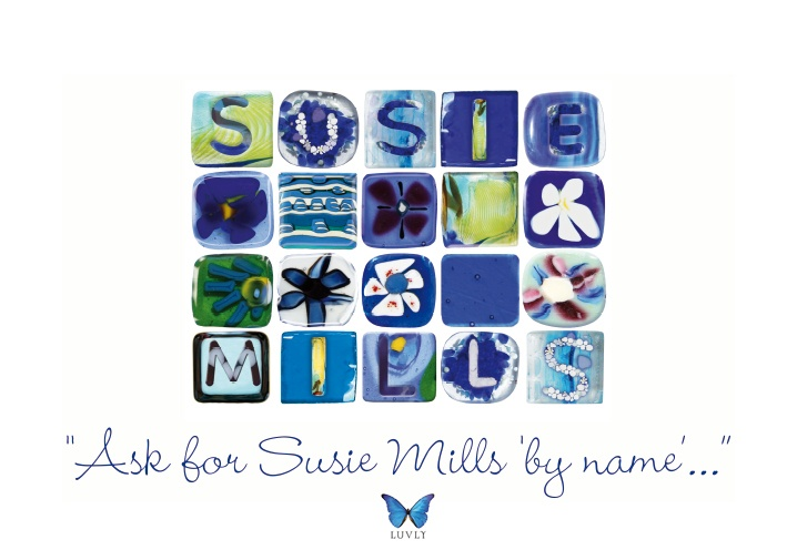 Susie Mills Law Firm, New Zealand. Branding by Luvly Ltd. www.luvly.co.nz