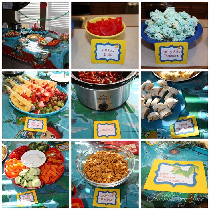 Arrgh, mateys! Pirate Themed Birthday Party | Khai's bday | Pinterest | Themed birthday parties ...