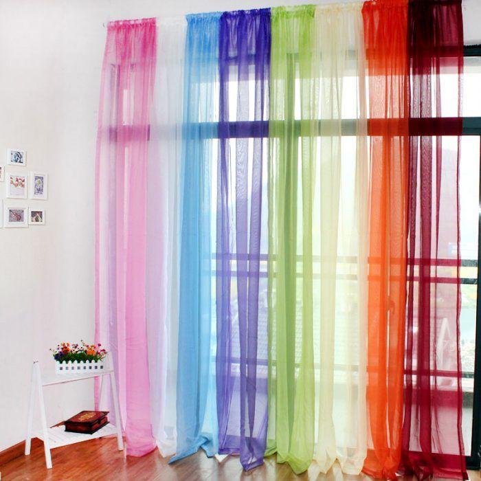 17 mejores ideas sobre cortinas transparentes en pinterest ...
