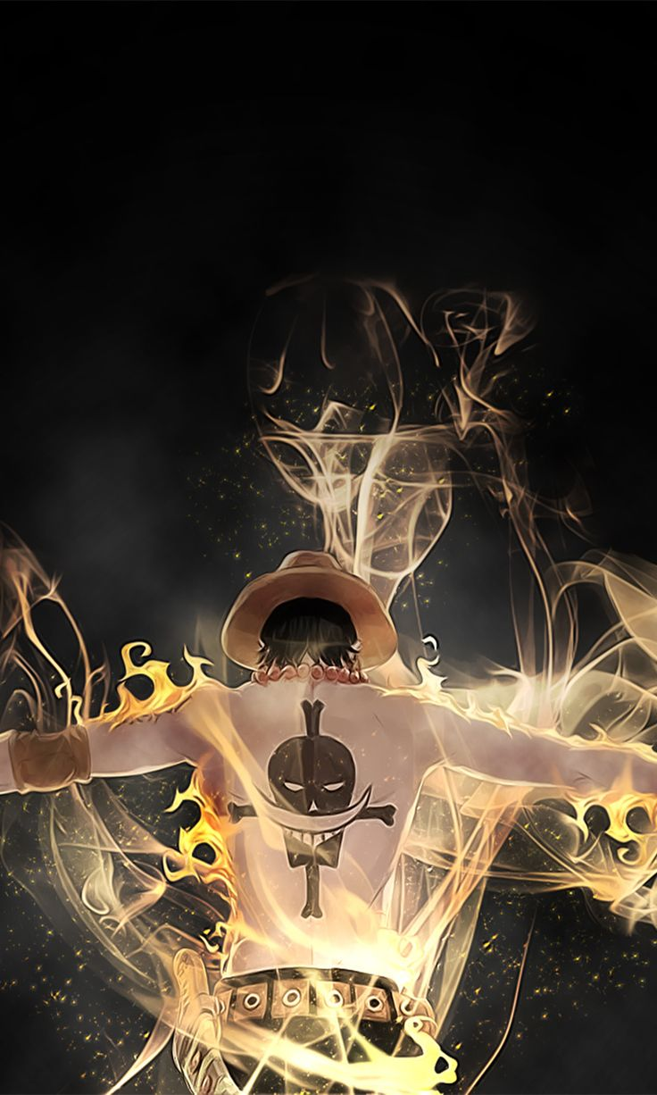 Wallpaper One Piece Ace Android