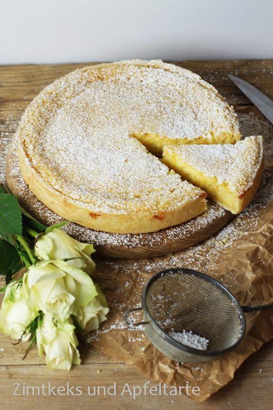 Zimtkeks und Apfeltarte: Spring is around the corner: FRÜHLINGSANFANG! Yeah!!! Heute mit sehr feiner Kokos-Zitronen-Tarte