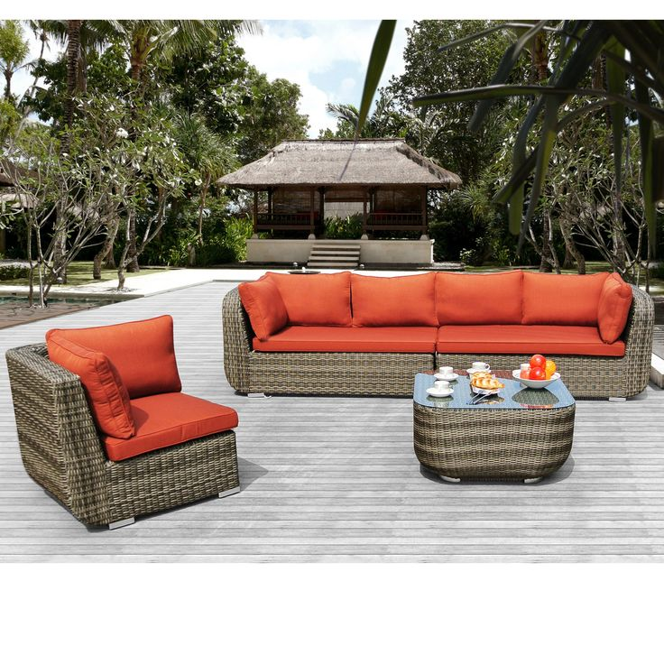 169 best patio furniture images on Pinterest
