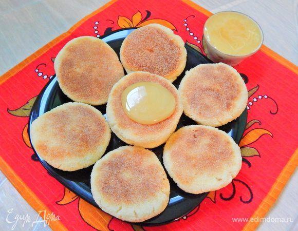 «Харша» — это марокканские лепешки. Подают их на завтрак или на десерт с медом или вареньем. Готовят их из семолины (манки крупного помола). Я приготовила их из манной крупы ТМ «Националь», получил...