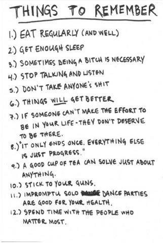 Life List!