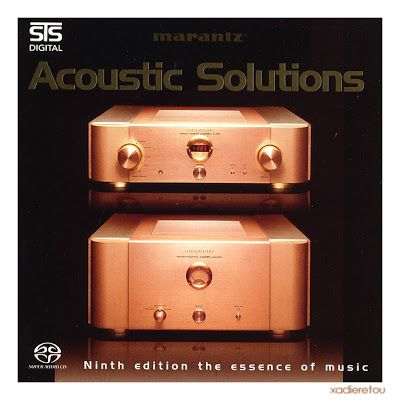 Marantz Acoustic Solutions. Ninth Edition The Essence of Music ~ x-αδιαιρετου