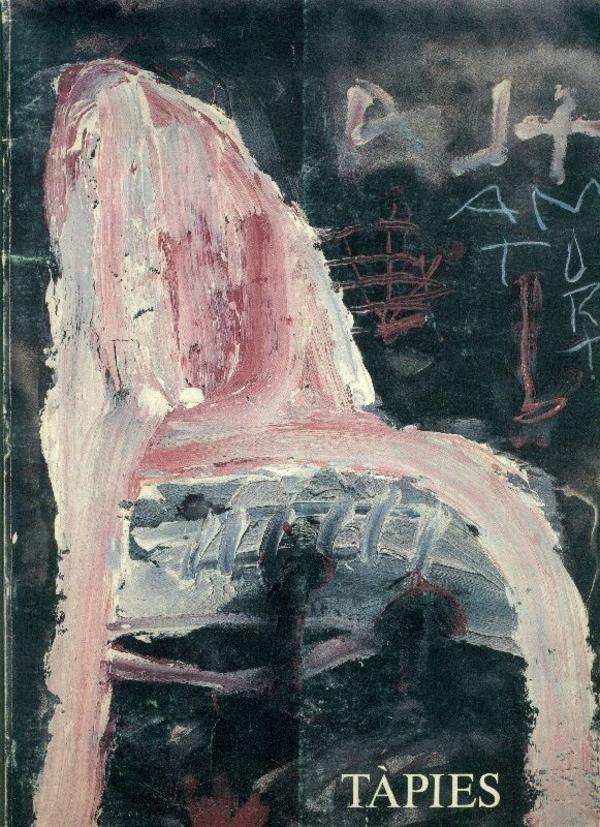 TAPIES, Anton. Paris - New York,  Galerie Lelong,  1990