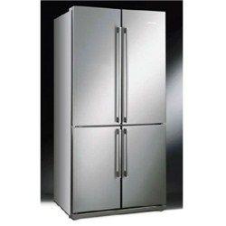 Smeg FQ60XP 4-Door American Fridge Freezer - Stainless Steel
