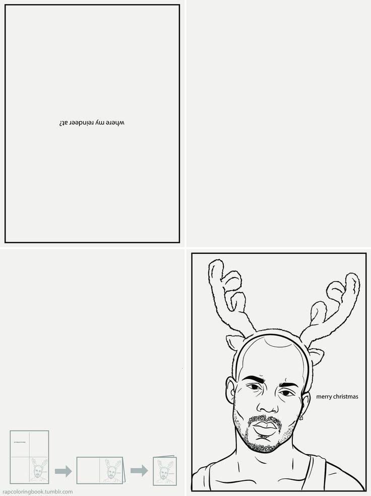 Mejores 38 imágenes de Rap coloring en Pinterest | Libros para ...