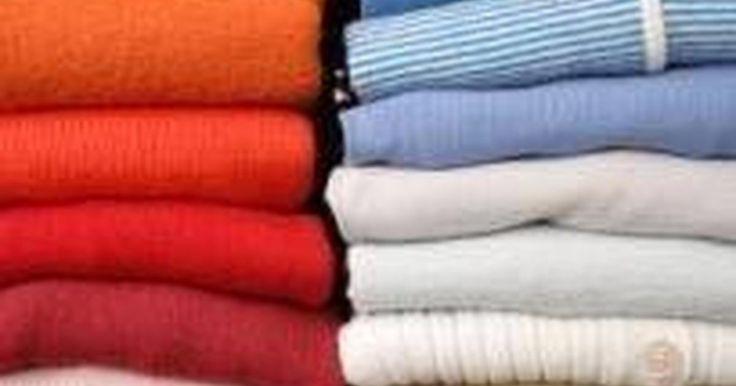 Como remover cola PVC de roupas