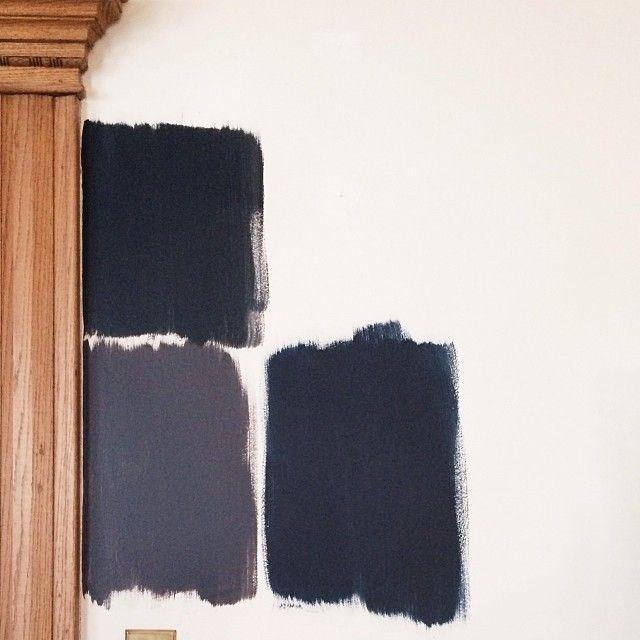 23 best images about dutch doors on pinterest dutch door for Black paint swatch