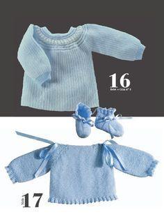 LANAS STOP 100 100 modelos para bebé, complementos y hogar