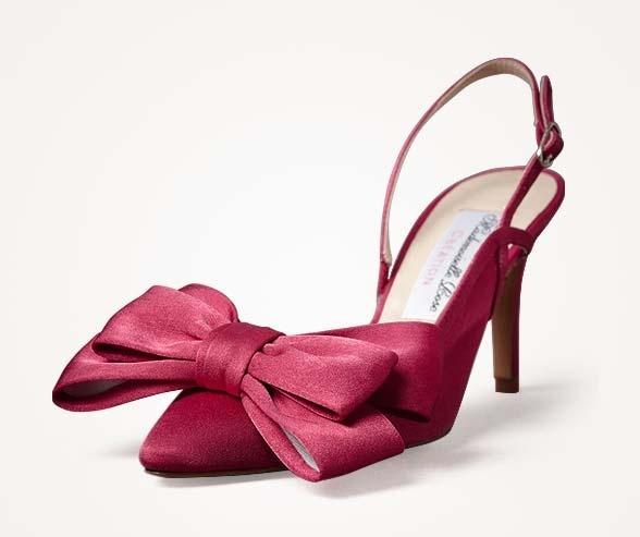 Chaussure de mariée personnalisée - Modèle Montmartre