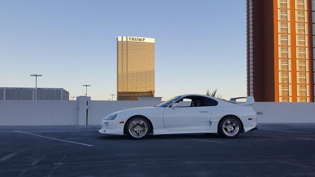 The Holistic Green Garden: 1997 Limited Edition Toyota Supra Turbo 6-Speed