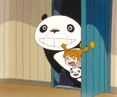 Panda Go Panda - Ghibli
