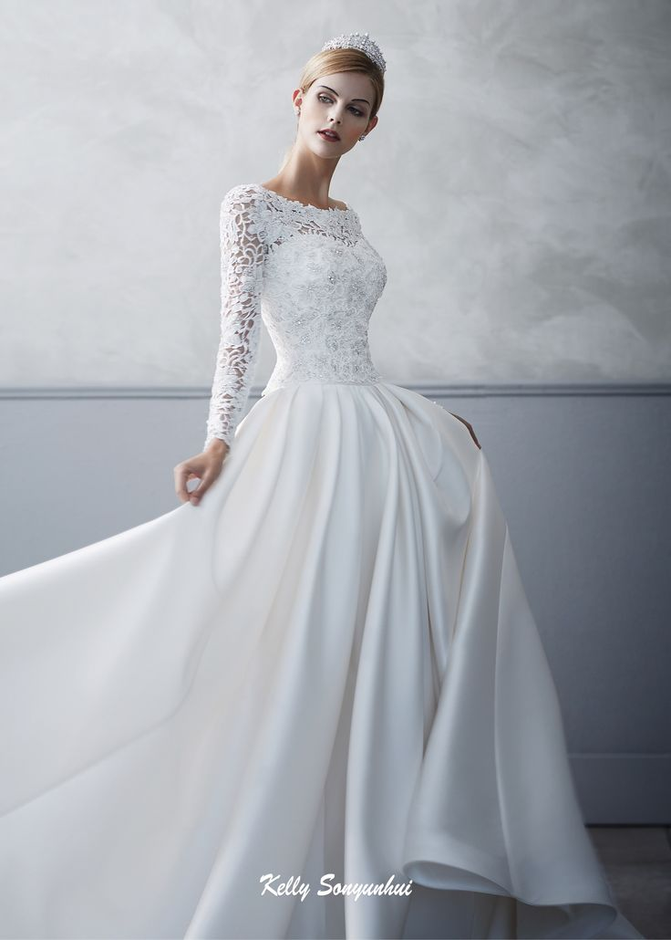 46 best Wedding Gown Style V.2 images on Pinterest | Wedding frocks ...