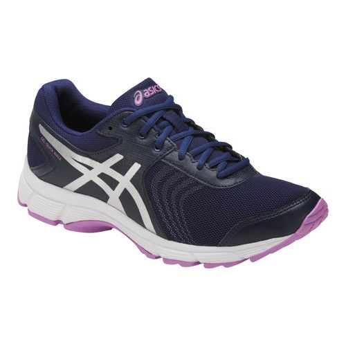 fc2caa2d71a9 Women s ASICS GEL-Quickwalk 3 Walking Shoe - Indigo Blue Silver Violet  Walking Shoes
