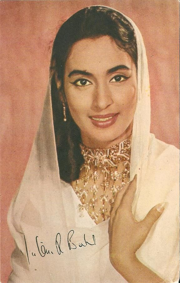 Hindi Movie Actress Nutan  Indian Bollywood Actress -7606