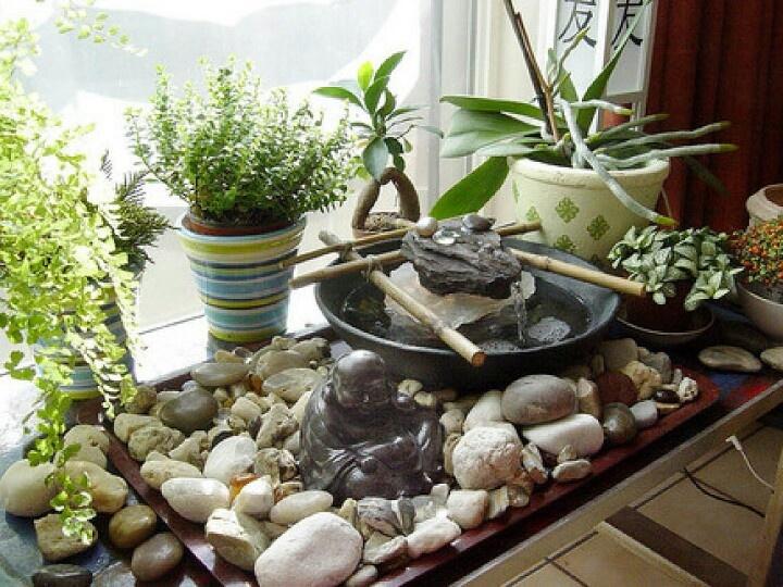 diseando un jardin zen