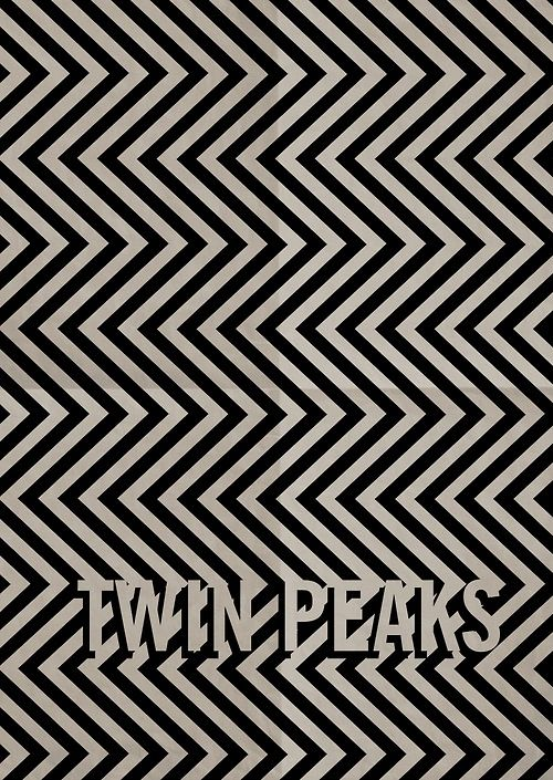 Twin Peaks by Adam Armstrong / Fantastic Simplified Design