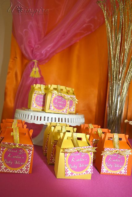 Fun Favors At A Moroccan Baby Shower! See More Party Ideas At  CatchMyParty.com