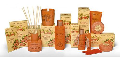 Accordo Arancio Parfüm illatcsalád Lerbolario Naturkozmetikumok Magyarország