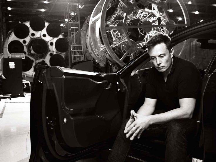 Elon Musk Erfindungen