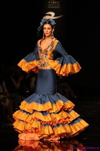 Traje de Flamenca - Antonio-Gutierrez - Simof-2015