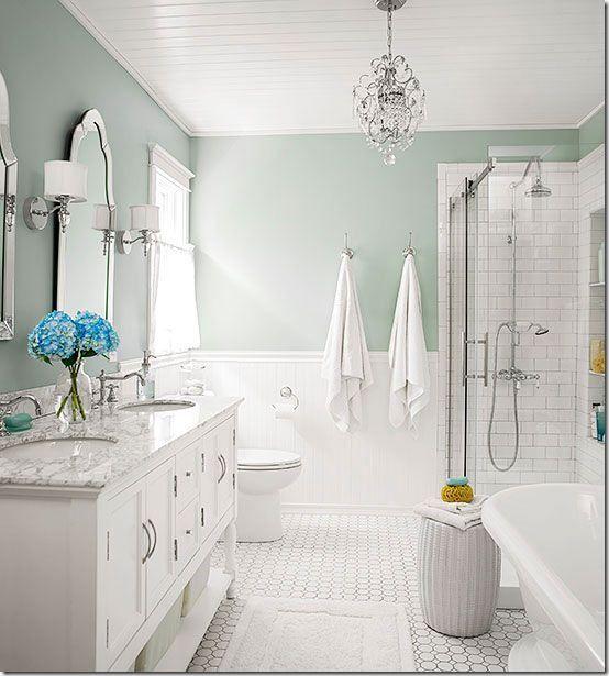 Floor To Ceiling Beadboard In Bathroom: 17 Best Ideas About Bead Board Bathroom On Pinterest