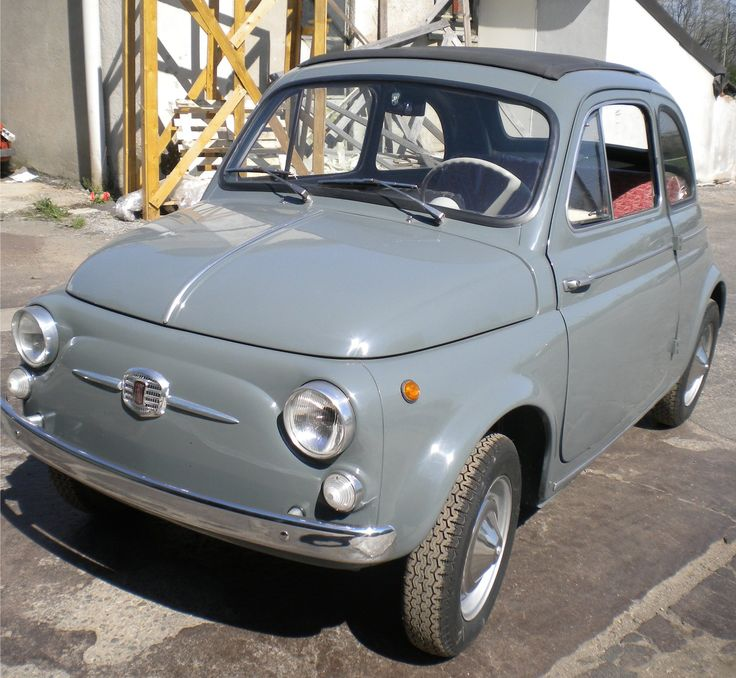 Fiat 500's For Sale - Fiat 500 hire and classic wedding cars
