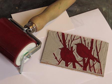 Ann Lewis - Artist/Printmaker