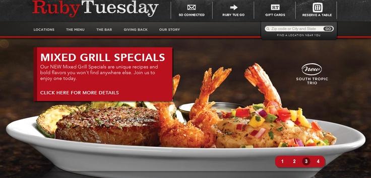 Restaurant Web Designs: 40 Yummy Cafe & Restaurant Websites and Trends - http://designmodo.com/restaurant-web-designs/ Today's Post (Inspiration)