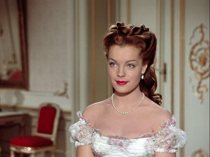 Romy Schneider as Empress Sissi - 1956