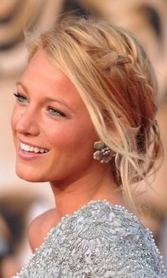 beautiful hair: Hairstyles, Wedding Hair, Hair Styles, Blake Lively, Makeup, Updo