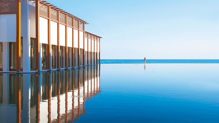 A world of style and Cretan warmth...  Grecotel Amirandes Resort  is a asparkling exclusive resort on the coast of east Crete for the privileged and perceptive inspired by the legendary Cretan hospitality. This unique hideaway sets new standards of privacy and exclusivity.  #amirandes #luxuryhotels #luxuryresorts #5starhotels #luxuryhotelcrete #luxuryresortcrete #hotels #hotelscrete #cretehotels #crete #creteisland