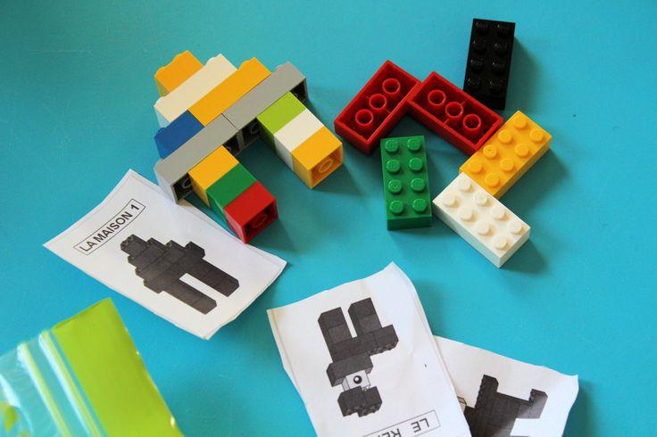 idées d'animations pour un anniversaire sur le thème de lego
