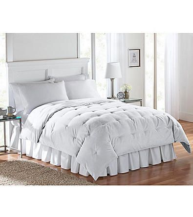 LivingQuarters Oasis Down-Alternative Comforter | Boston Store