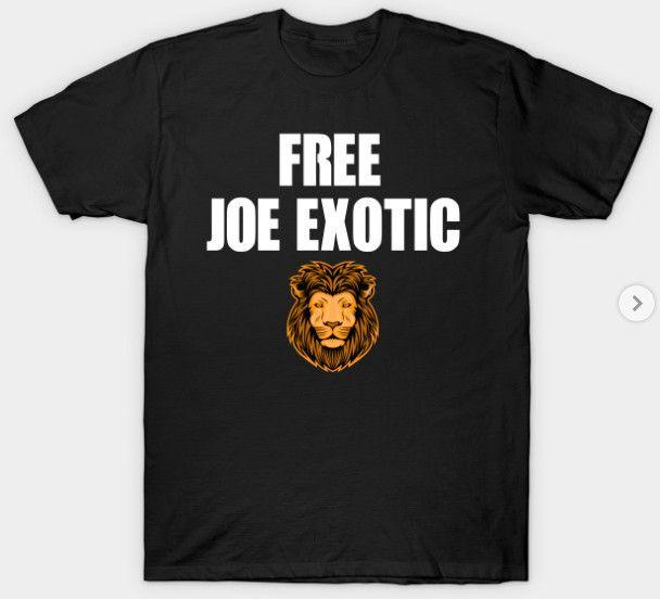 Pin On Free Joe Exotic