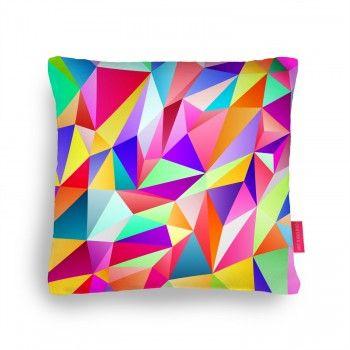 Geometric No 11 Cushion in the ohhdeer #pillowfight comp #art #design #pillow #cushion #houseofjennifer