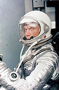 [2.20.2012] - This day in history: John Glenn became the fifth person in space, the third American in space and the first American to orbit the Earth, aboard Friendship 7 on February 20, 1962, on the Mercury-Atlas 6 mission, circling the globe three times during a flight lasting 4 hours, 55 minutes, and 23 seconds.