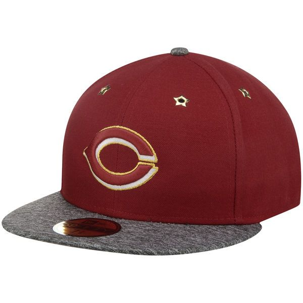 Cincinnati Reds New Era All-Star Game 2016 Authentic Collection 59FIFTY Fitted Hat - Red - $35.99
