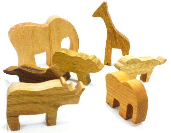 Happy Bungalow - Safari Animals - happybungalow.com
