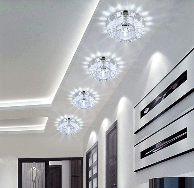 Kristall Lampe Pinterestu0027te Kristall deckenleuchte, Modernes ve - lampe für schlafzimmer