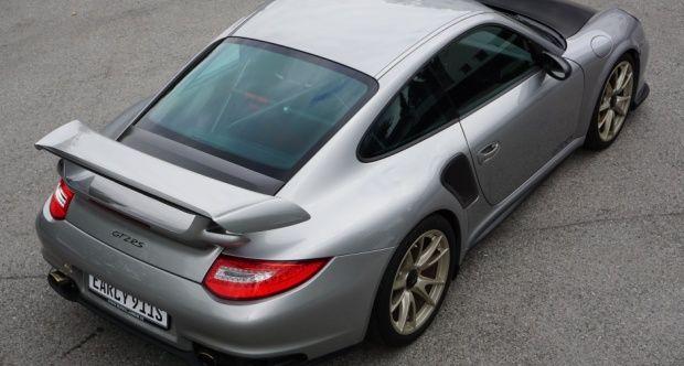 2012 Porsche 911 GT2 - 997 GT2 RS